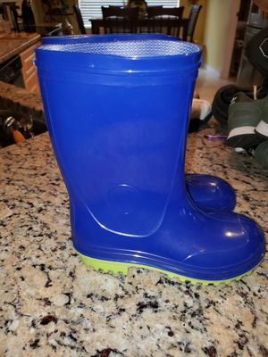 Rain boots size 12 for Sale in Town 'n' Country, FL