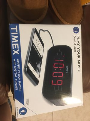 Brand new alarm clock for Sale in Holiday, FL