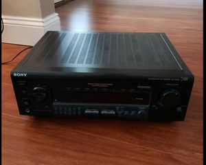 Sony sound processor receiver for Sale in Dublin, CA