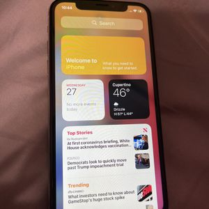 iPhone X 256GB Fully unlocked for Sale in Washington, DC