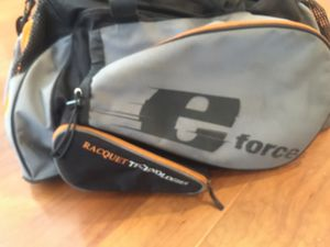 E force Racquetball Bag Large Duffle for Sale in San Marcos, CA