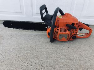 Husqvarna Commercial Gas Chainsaw for Sale in Riverside, CA
