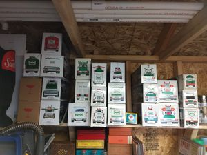 Hess Toy Truck Collectables. Great Christmas Gifts! for Sale in Pinetop, AZ