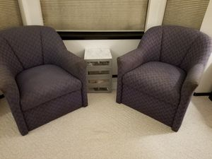 Chairs bedroom or living room for Sale in Puyallup, WA