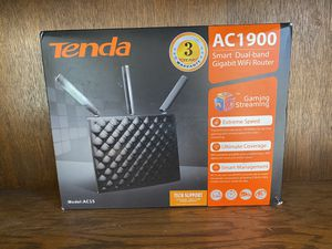 Tenda AC1900 dual band gigabit WIFI router for Sale in San Diego, CA