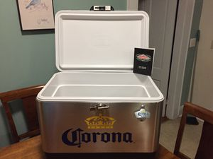 Brand new Coleman 54 quart cooler - never used for Sale in Southborough, MA