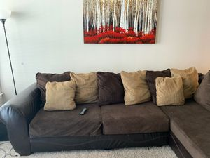 Sectional couch for Sale in Houston, TX