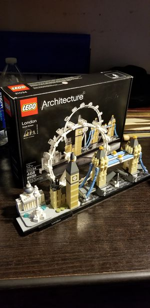 Lego architecture london for Sale in Downey, CA