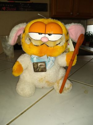 Garfield Vintage Collectable Stuffed Toys for Sale in Sheridan, CO