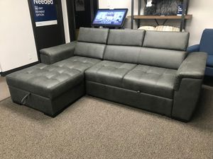 Sectional Sofa Pull Out Bed for Sale in Garden Grove, CA