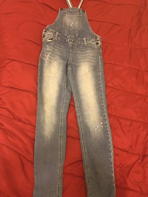 Denim Overralls by Justice for Sale in Houston, TX