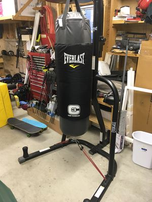 Everlast heavy and speed bag. for Sale in Dracut, MA