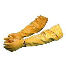 Atlas Trappers Gauntlets XL-Tough Nitrile Coated Gloves for Sale in Raleigh, NC