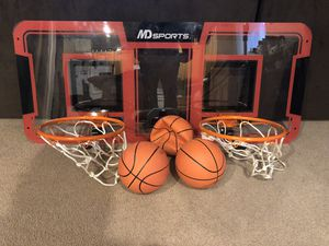 Mini basketball hoop for Sale in Kent, WA