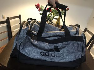 Adidas duffle bag for Sale in San Marcos, TX
