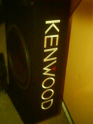 Kenwood car stereo system!!! Everything you need to install a nice stereo system. Complete system and even a *BONUS* fvp 51r voltedge battery! for Sale in Denver, CO
