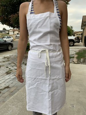 White Aprons for Sale in San Diego, CA