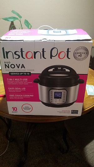 INSTANT POT for Sale in Kent, WA