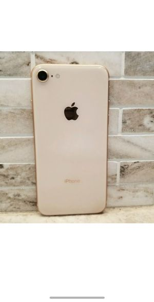 iPhone 8 64GB AT&T, Cricket or any AT&T Network for Sale in Pomona, CA