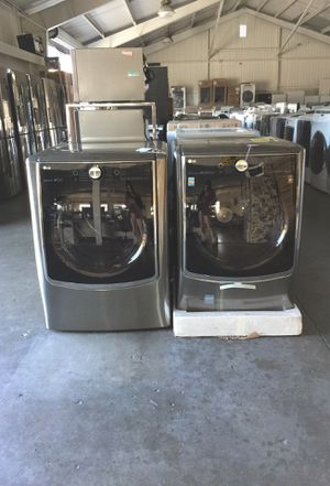 LG washer and dryer set for Sale in San Luis Obispo, CA