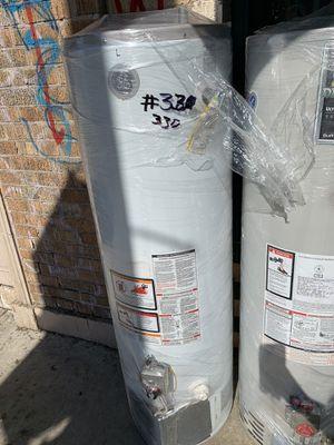 Water heater 38 galones 1 año de garantía for Sale in Los Angeles, CA