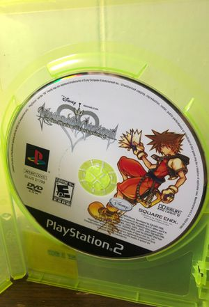 PS2 Kingdom Hearts Re:Chain of Memories for Sale in Downey, CA