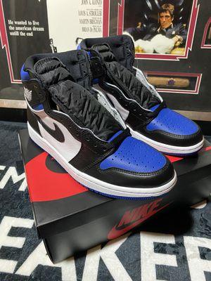 Jordan 1 Royal Toe for Sale in Santa Ana, CA