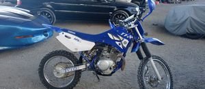 Yamaha TTR125L runs good asking price is $1400.00 with paperwork for Sale in Oakland, CA