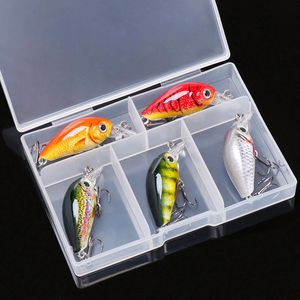 Mini Crankbait Fishing Lures Set of 5 for Sale in Revere, MA