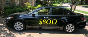 🟢✅$8OO URGENT I sell my family car 2OO9 Honda Accord EX-L Everything is working great!🟢✅ Runs great and fun to drive!!🟢✅ for Sale in Aurora, IL
