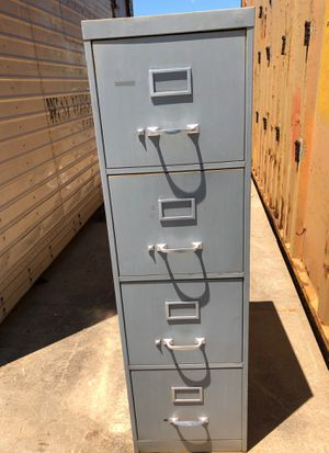 Filing cabinet for Sale in Clyde, TX