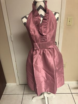 Pink dress -wedding, sweet 16, party, holiday, Christmas, new year's for Sale in Port Richey, FL