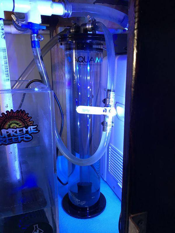 Aquarium XL reactor, aquarium supply, aquarium equipment