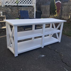 Rustic Console Table for Sale in Peabody, MA