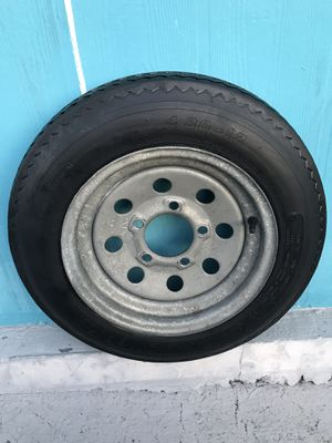 Trailer Tire R12 Size for Sale in San Diego, CA