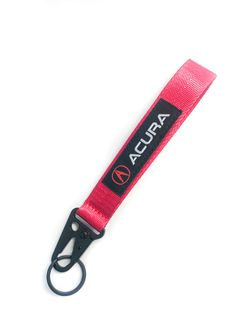 BRAND NEW ACURA WRIST RED KEYCHAIN for Sale in City of Industry,  CA