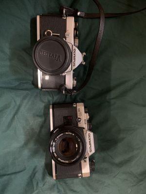 Olympus film cameras for Sale in Harlingen, TX