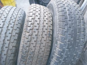 Trailer Tires ST225/75R15 load range D for Sale in Montclair, CA