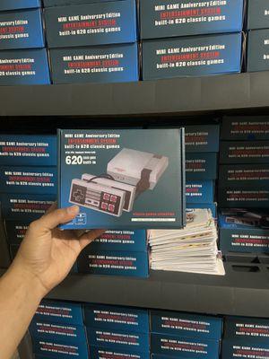 Retro console built in Classic Games Arcade Games 🕹 AV 2 controlles for Sale in Hallandale Beach, FL