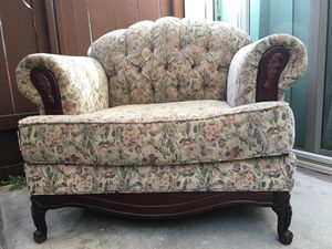 Unique Antique sofa chair! for Sale in San Diego, CA