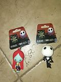 Brand new The Nightmare Before Christmas Jack and Sally keychains $5 each for Sale in Orlando, FL