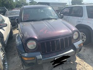 2004 Jeep Liberty 3.7 - for parts for Sale in Houston, TX