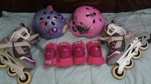 Patines para niñas for Sale in Hialeah, FL