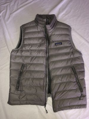 Patagonia Zip Up Down Vest for Sale in Brookline, MA