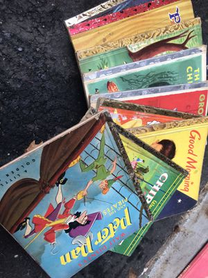 Golden books collection for Sale in Dix Hills, NY