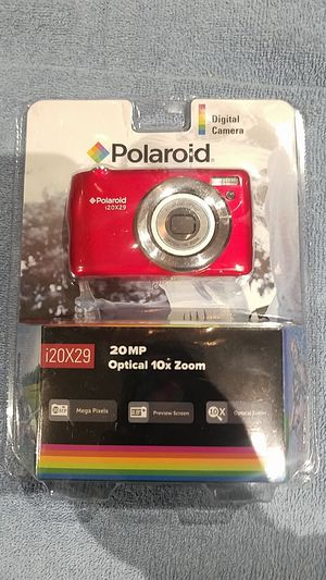 Polaroid 20MP Optical 10x Zoom Digital Camera for Sale in DeSoto, TX