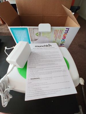 Munchkin Diaper Warmer for Sale in Phoenix, AZ