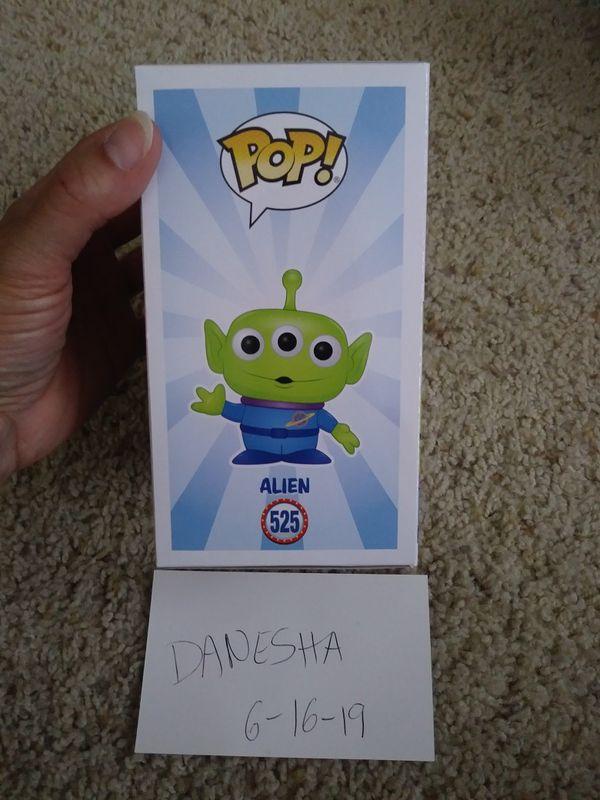 Toy Story 4 Alien funko pop