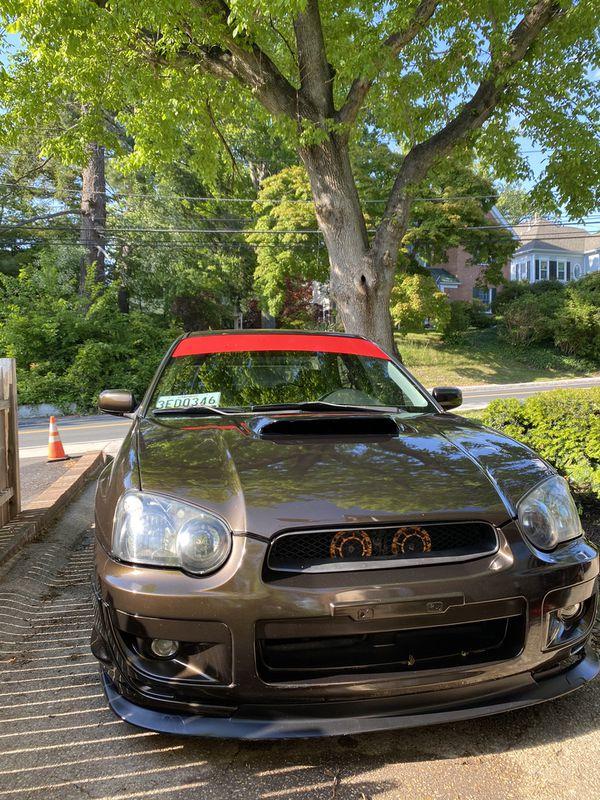 04 Subaru Impreza wrx