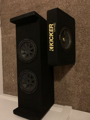 Subwoofer for Sale in Fillmore, CA